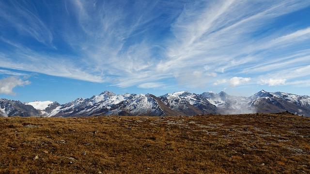 Mountains, Alpine, Clouds, Mountain Landscape, Sky