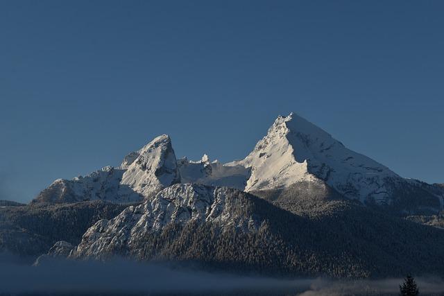 Mountain, Snow, Panorama, Landscape, Sky
