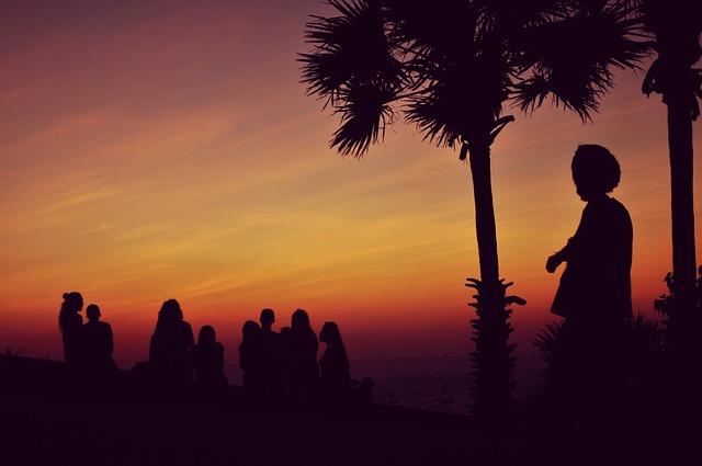Sunset, Music, Reggae, Musician, Silhouette, Sky