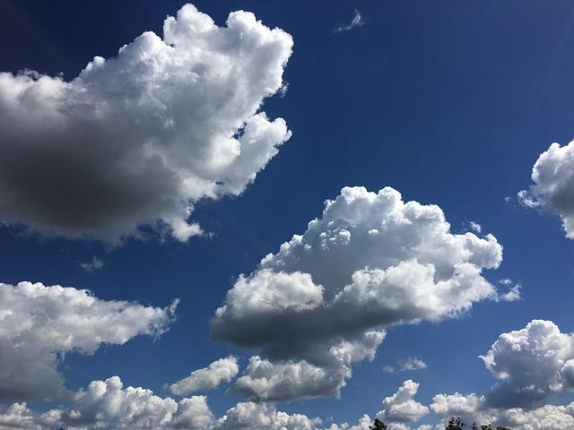 Clouds, Sky, Glomerulus, Cloud Cover, Cloud, Nature