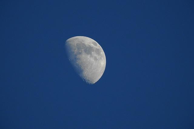 Moon, Sky, Space, Universe, Astronomy, Night