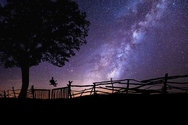 Photoshop, Space, Universe, Sky, Planet, Star, Moon