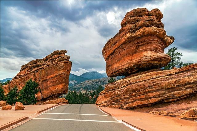 Travel, Sky, Sandstone, Landscape, Rock