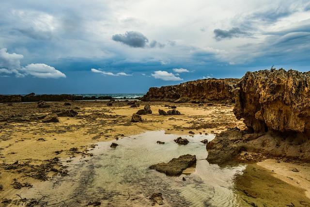 Wilderness, Rocky, Landscape, Nature, Sky, Clouds