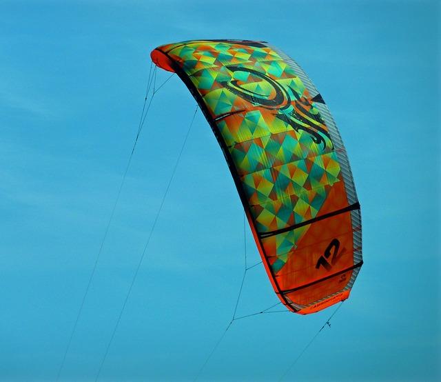 Kite, Kiting, Kite Surfing, Kitesurfer, Sport, Sky