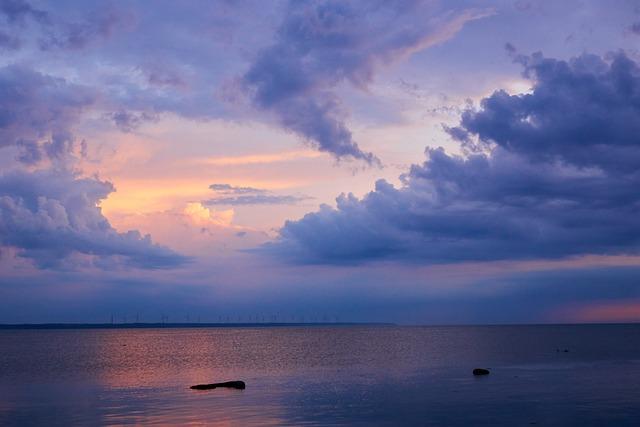 Landscape, Summer, Sky, Outdoors, Clouds, Blue Sky