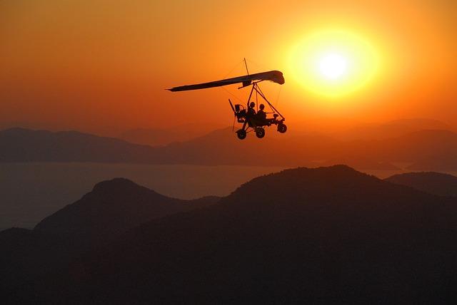 Sunset, Sky, Dawn, Transport System, Evening