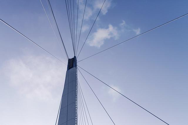 Sky, High, Tallest, Steel, Tower