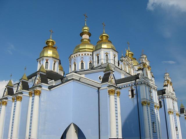 Church, Sky, Orthodox, Religion, Temple, Architecture