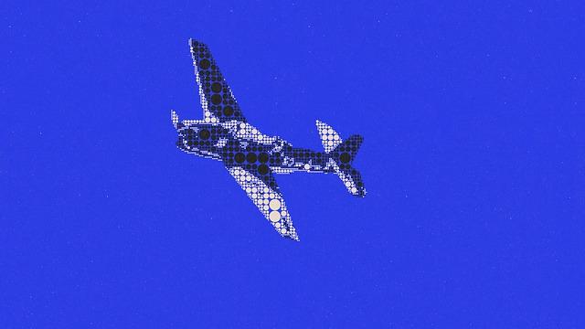 The Sky Plane, Aircraft, Sky, Aerobatics, Flyer