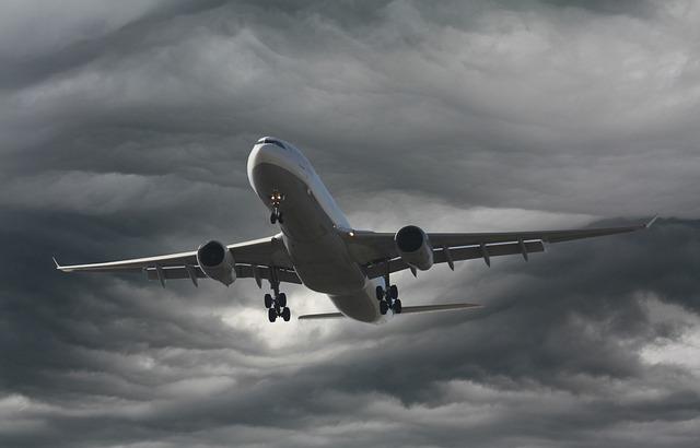 Aircraft, Transport System, Wing, Airport, Flight, Sky