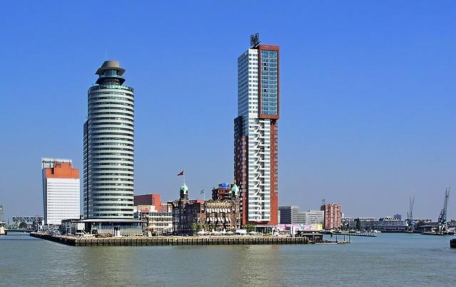 Architecture, City, Sky, Skyscraper, Urban Landscape