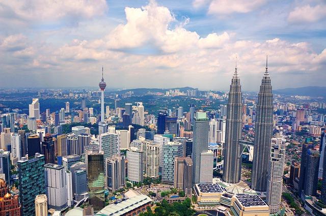 City, Skyline, Buildings, Urban, Cityscape, Malaysia