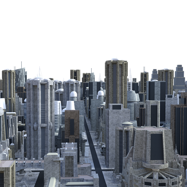 Skyline, Future, City Of The Future, Architecture