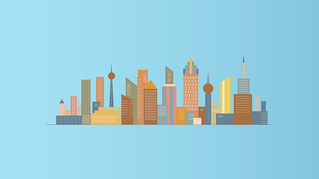 City, Town, Buildings, Skyline, Architecture, Tower