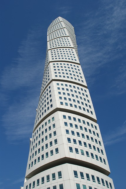Malmö, Building, Skyscraper, Architecture, Skåne