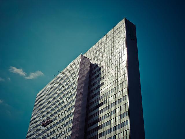 Architecture, Modern, Skyscraper, Building, Glass