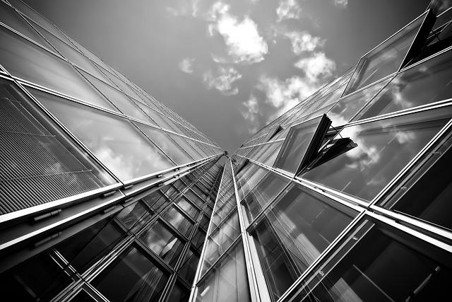 Architecture, Skyscraper, Glass Facades, Modern