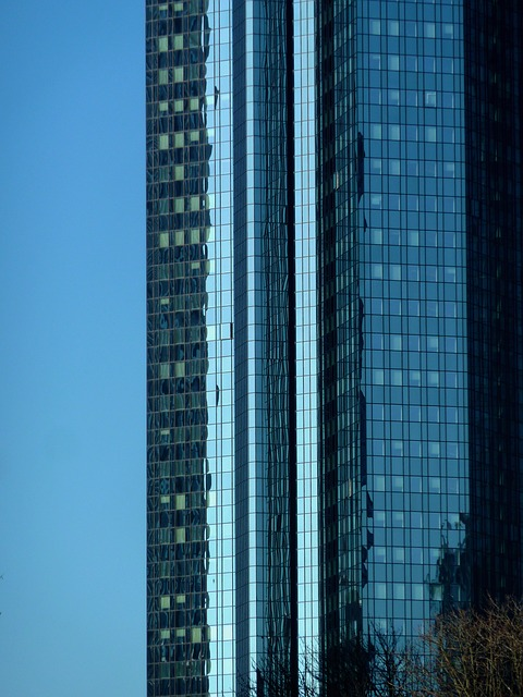 Architecture, Skyscraper, City, Building, Glass, Office