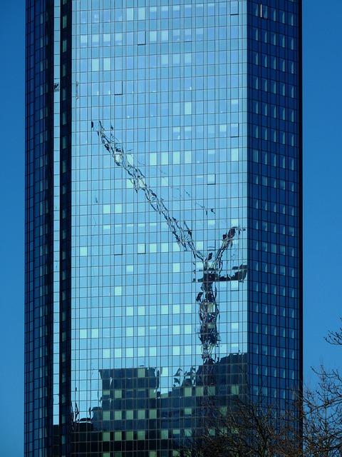 Architecture, Skyscraper, Company, City, Glass