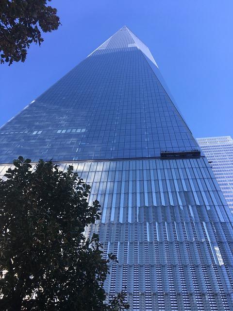 Glass Items, Architecture, Sky, Modern, Skyscraper