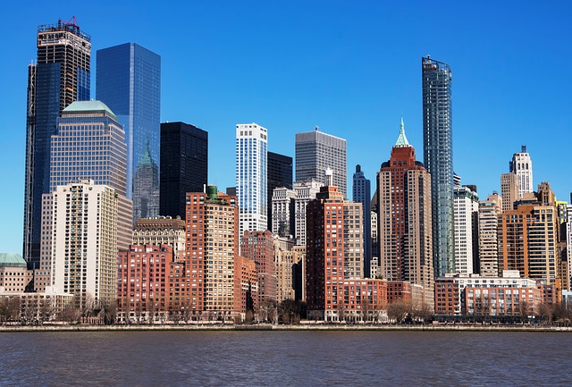 Skyscraper, Architecture, City, Downtown, Skyline