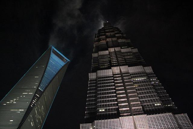Skyscrapers, Shanghai, Grand Hyatt