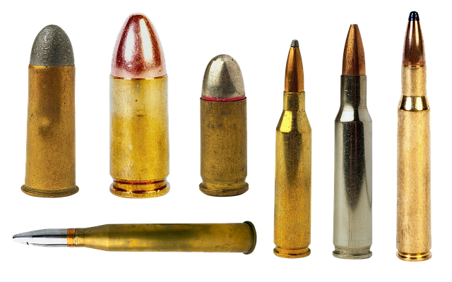 Patrons, Bullets, Sleeves, Ammo, Military, Shot, Army