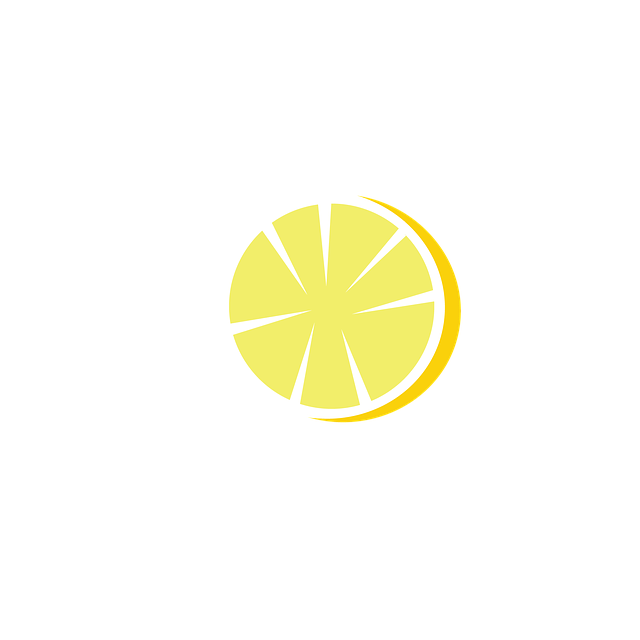 Slice, Slice Of Lemon, Lemon