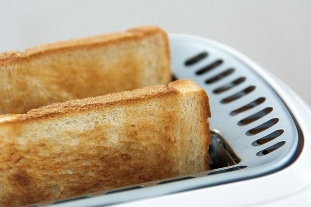 Toast, Eat, Food, Edible, White Bread, Slices Of Toast