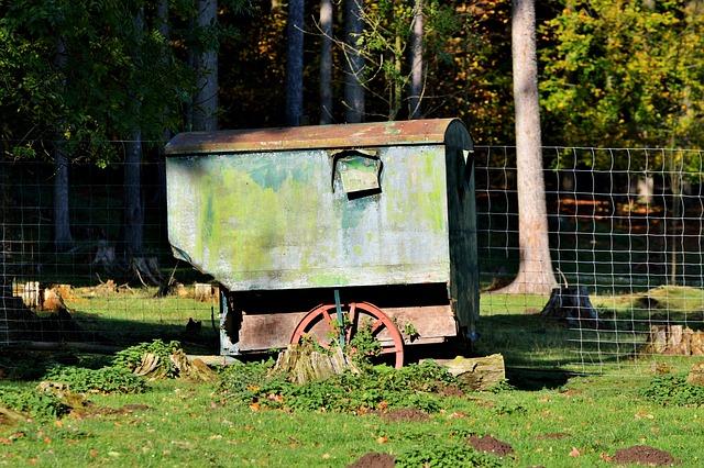 Schaefer Carts, Schäfer Wagon, Slip Cart