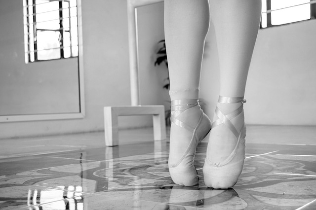Women, Ballet, Dance, Dancing, Tips, Female, Slippers