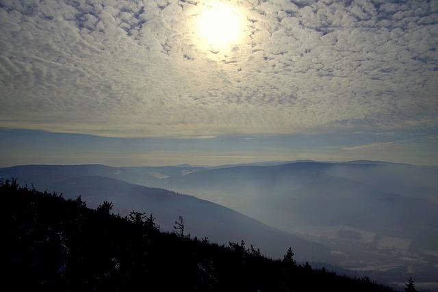 Mountains, Tree, Winter, Snow, Stok, Mountain, Slope