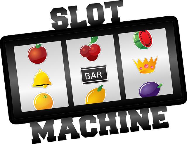 Slot Machine, Casino, Fruits, Gambling, Game