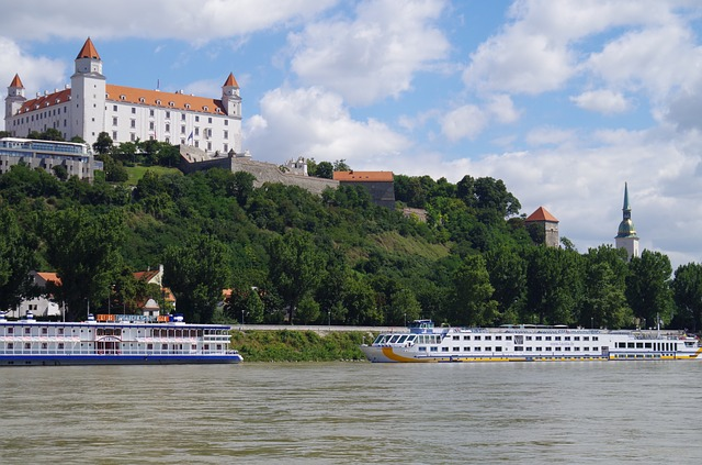 Bratislava, Slovakia, Castle