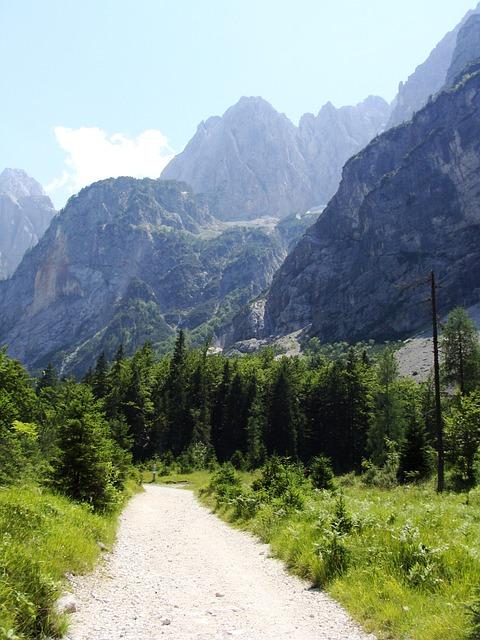 Alps, Slovenia, Mountain