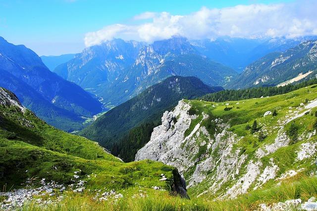 Strmec, Triglavský National Park, Slovenia, Lake