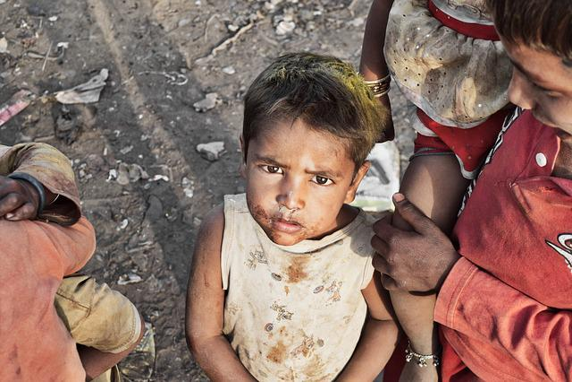 People, Child, Slums, India, Kid, Portrait, Poverty