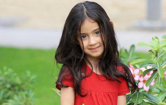 Small, Girl, Little, Kid, Cute, Baby, Smile, Female