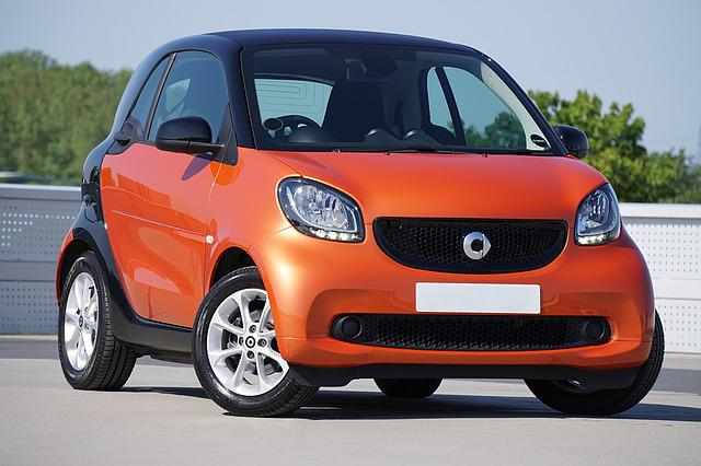 Car, Smart, Smart Fortwo, Transport, Auto, Vehicle