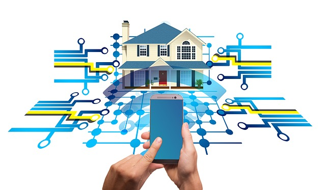 Smart Home, Home, Technology, Multimedia, Smartphone