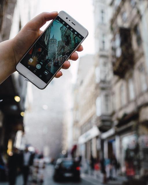 Istanbul, Street, Huawei, Phone, Smartphone, Galata