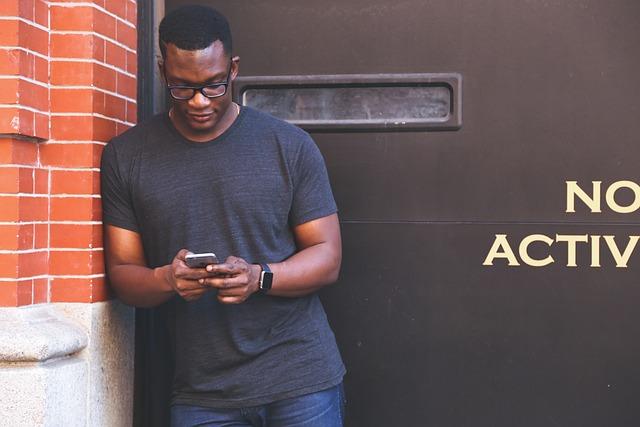 Man, Mobile Phone, Person, Smartphone