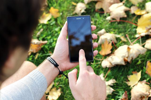 Smartphone, Sony, Xperia, Touch, Device, Mobile
