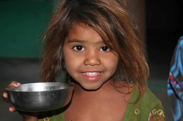 Child, Face, Rajasthan, Smile, Look, Travel