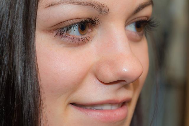 Young, Girl, Smile, Woman, Facial, Lady, Eye, Eyes