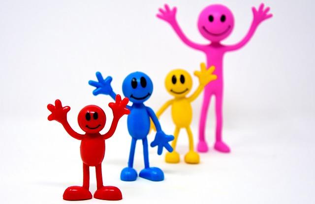 Happy, Cheerful, Smilies, Laugh, Cute, Emoticon, Smile