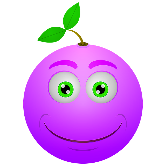 Smiley, Berry, Happy, Smile, Icon