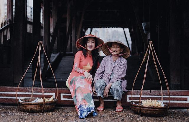 Women, Conical Hat, Portrait, Smile, Happy, Nón Lá