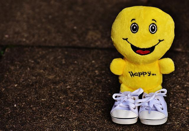 Smiley, Laugh, Sneakers, Funny, Emoticon, Emotion